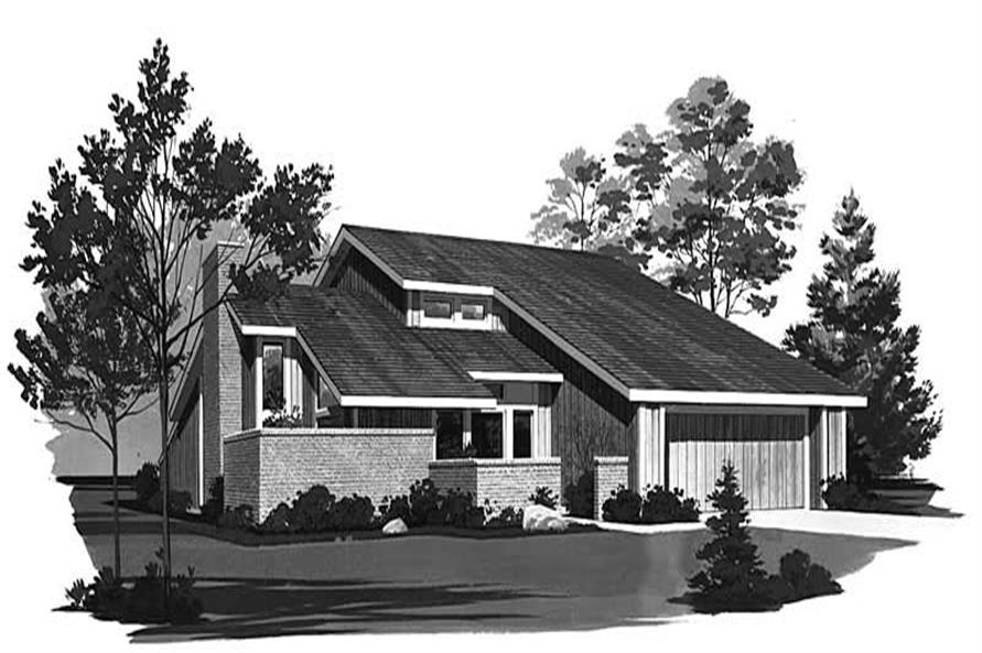 Main image for house plan # 18392