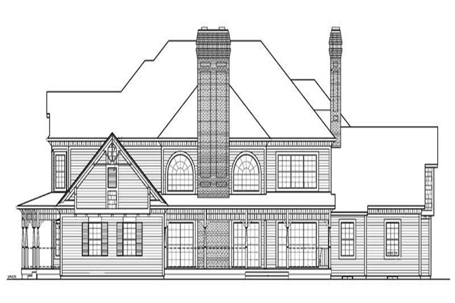 House Plan #137-1601