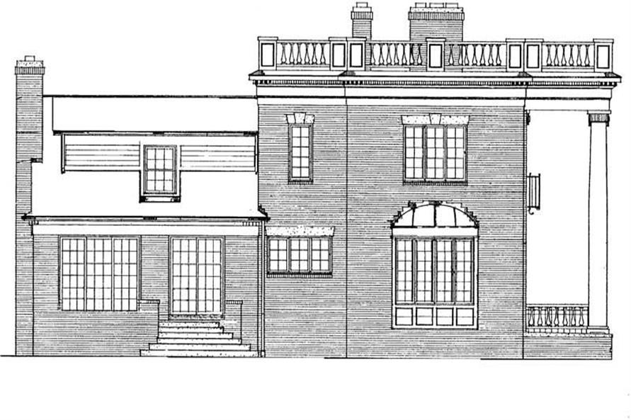 House Plan #137-1609