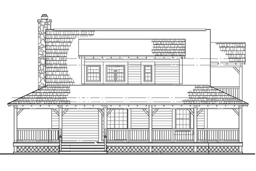 House Plan #137-1618