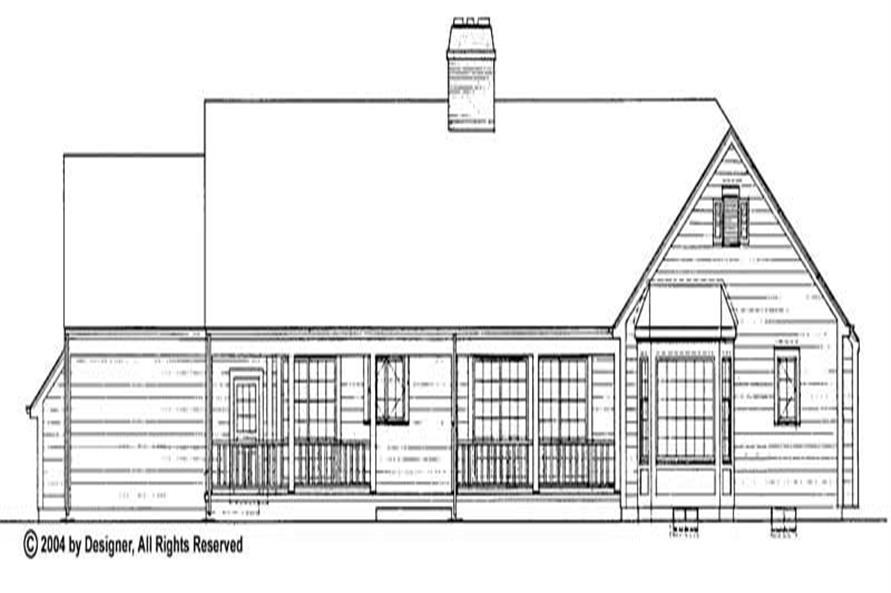 House Plan #137-1620