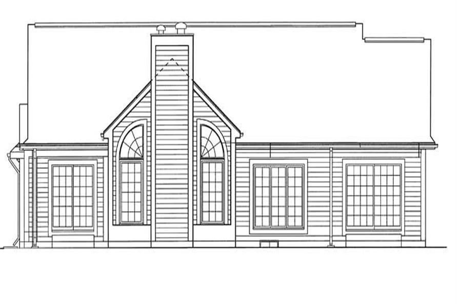 House Plan #137-1626
