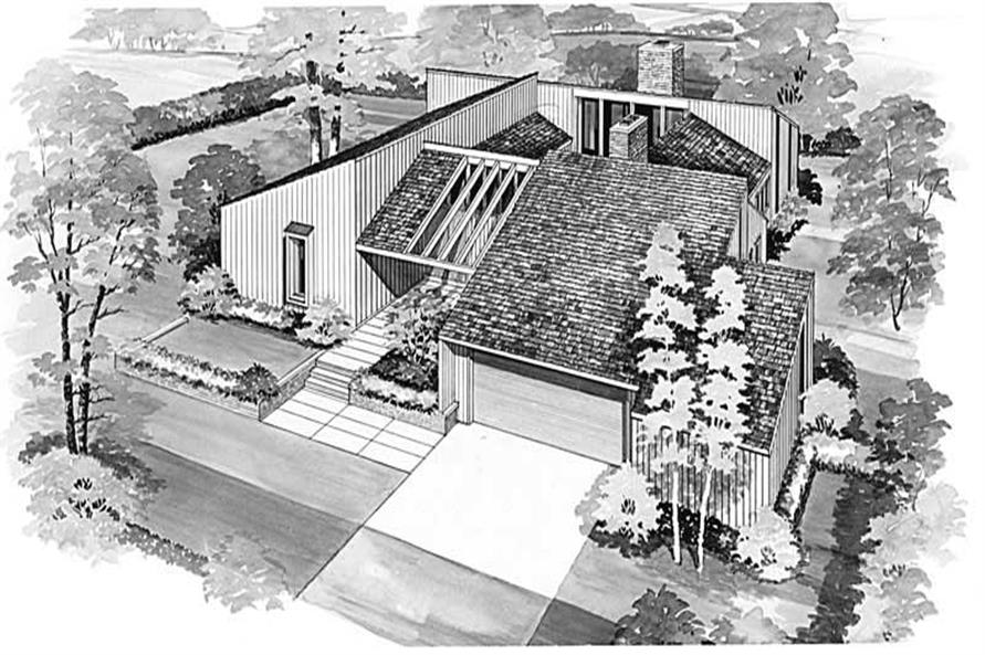 Main image for house plan # 17394