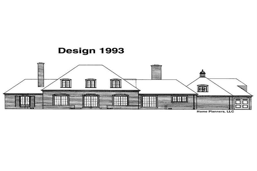 House Plan #137-1653