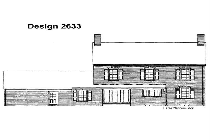 House Plan #137-1657