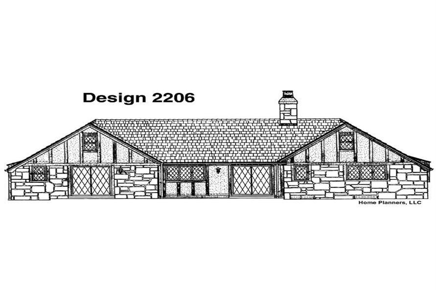 House Plan #137-1665