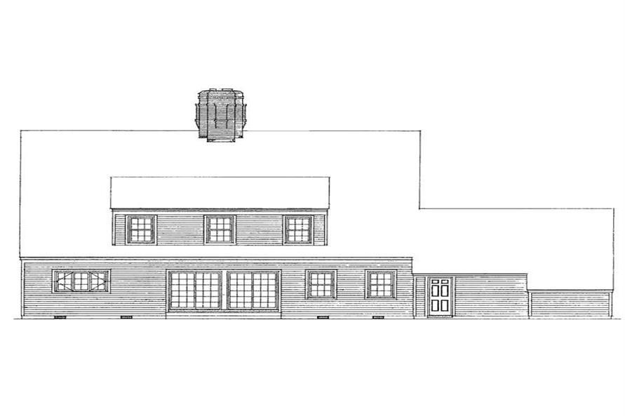 House Plan #137-1668