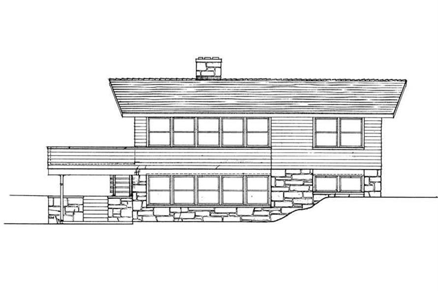 House Plan #137-1669