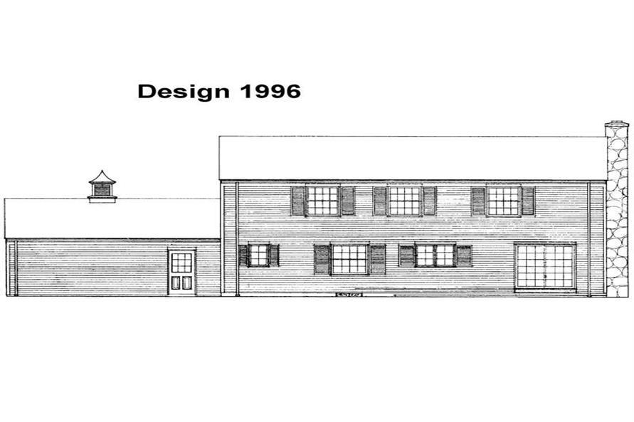 House Plan #137-1672