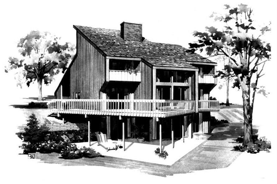 House Plan #137-1675