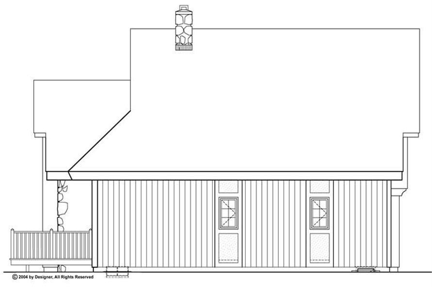 House Plan #137-1682