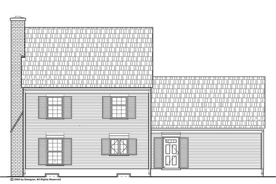 House Plan #137-1698