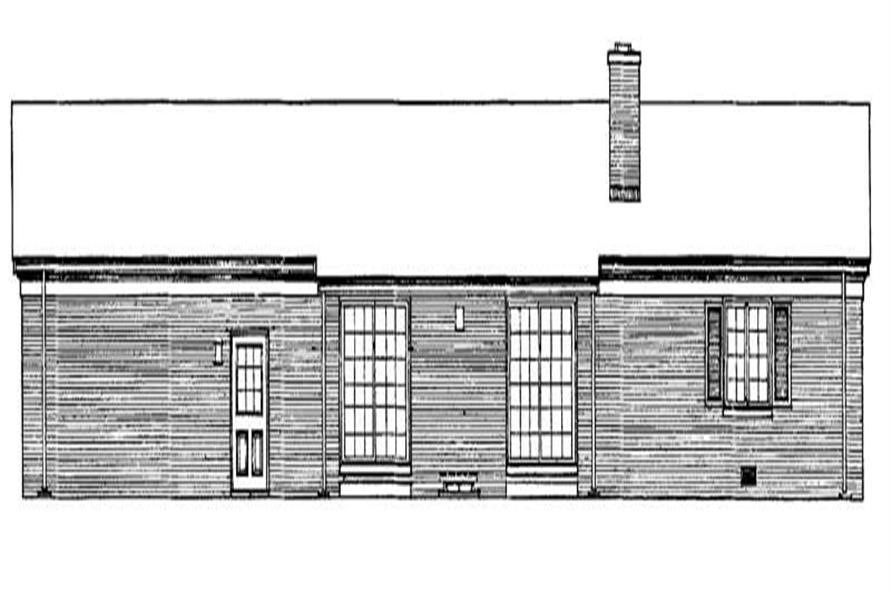 House Plan #137-1700