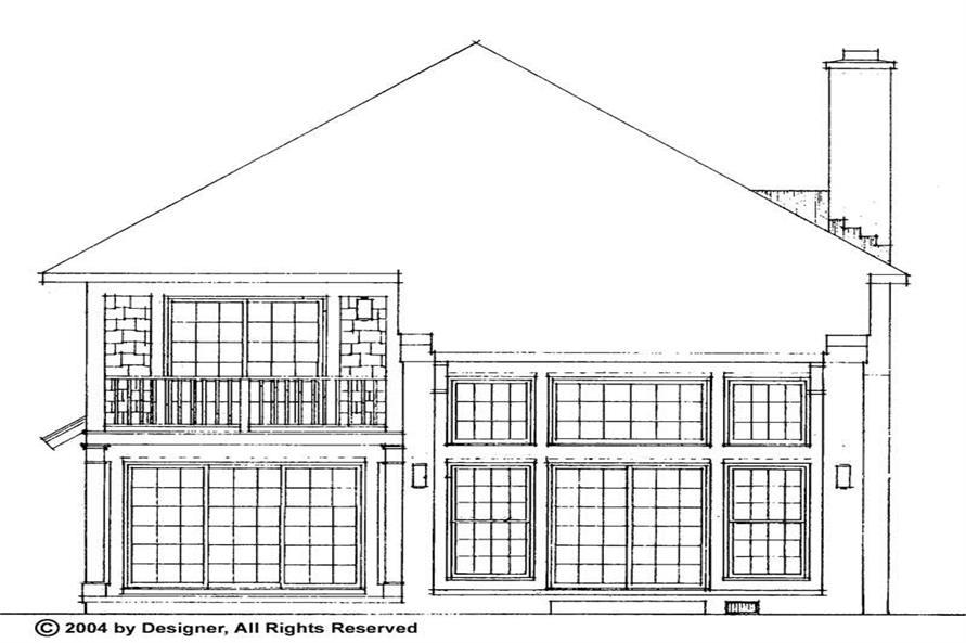 House Plan #137-1709