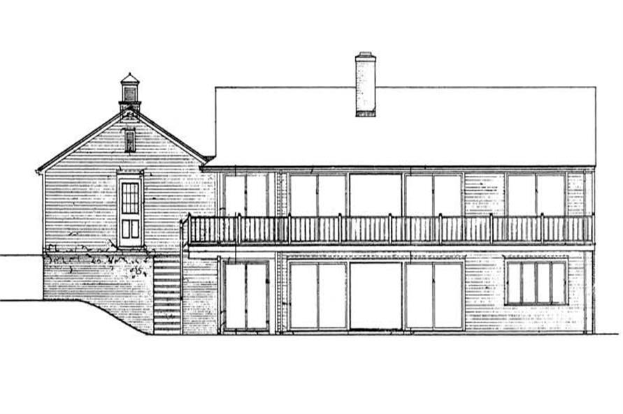 House Plan #137-1713