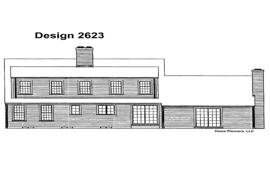 House Plan #137-1714