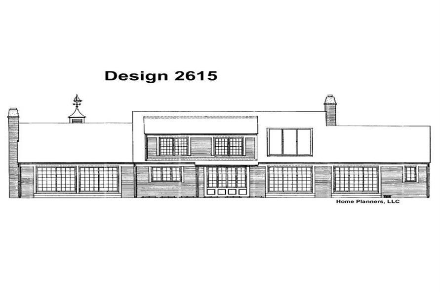 House Plan #137-1725
