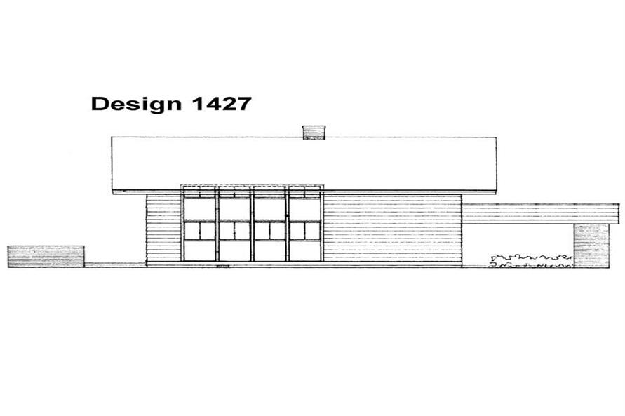 House Plan #137-1729