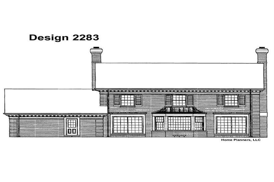 House Plan #137-1731