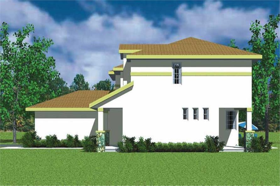 House Plan #137-1738