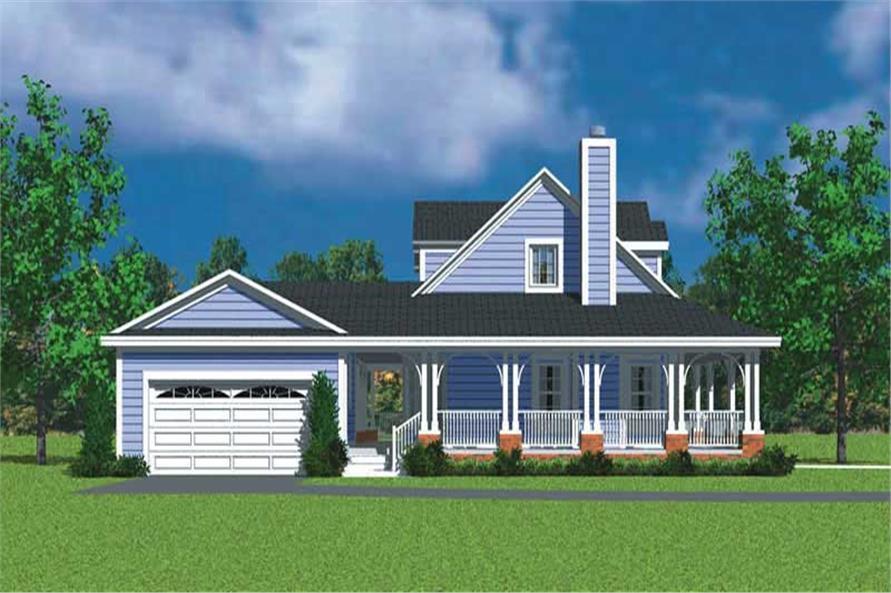 House Plan #137-1747