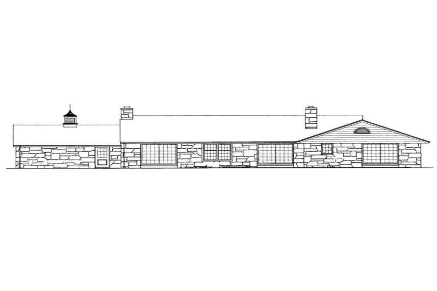 House Plan #137-1761