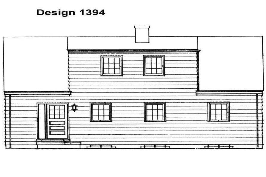 House Plan #137-1770