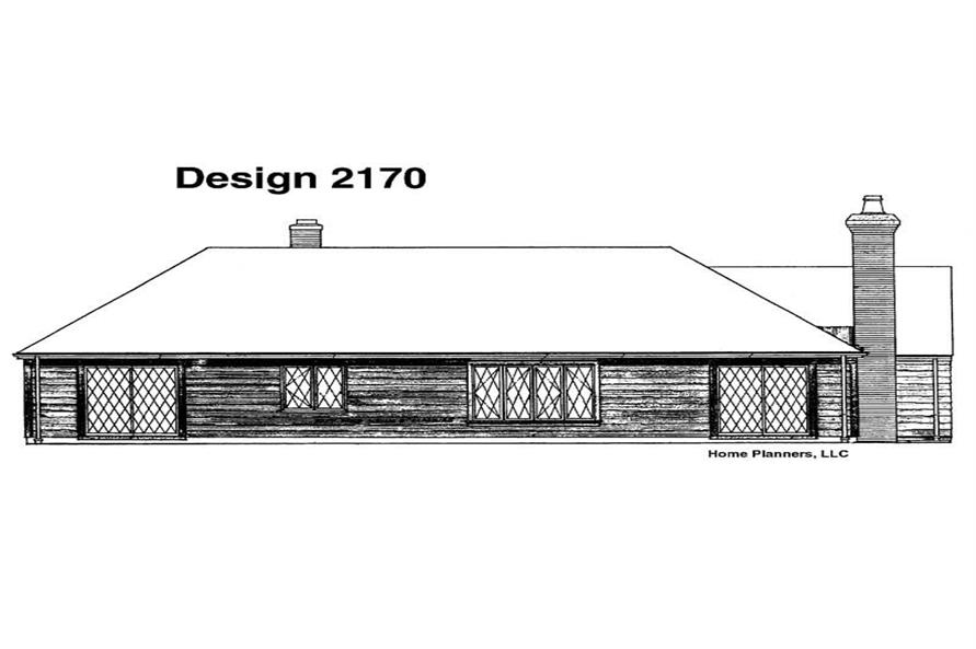 House Plan #137-1772