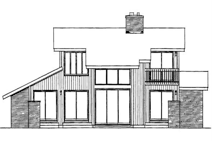 House Plan #137-1785