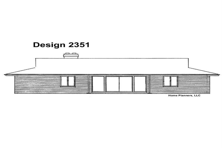 House Plan #137-1799