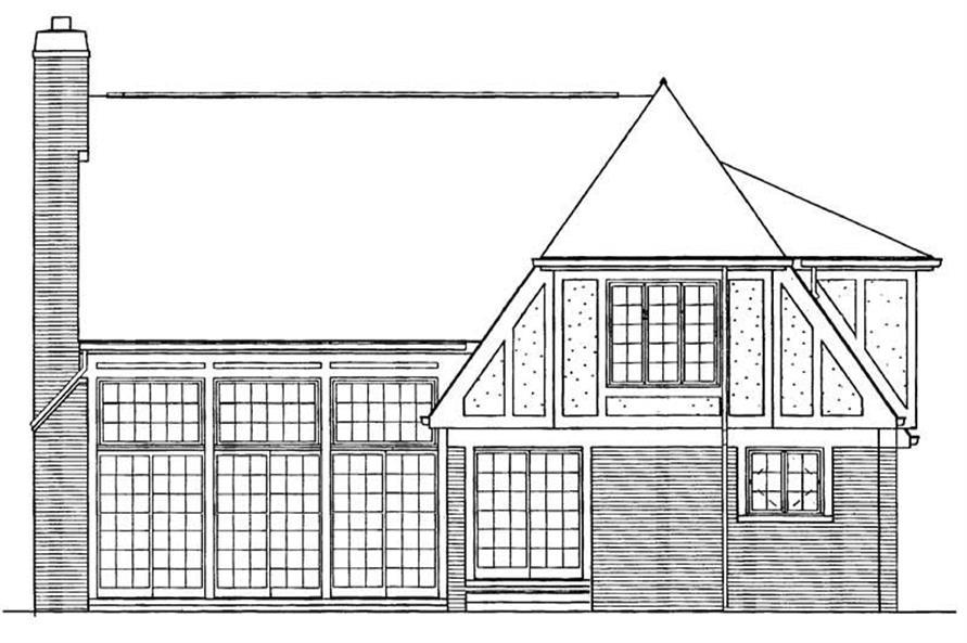 House Plan #137-1802