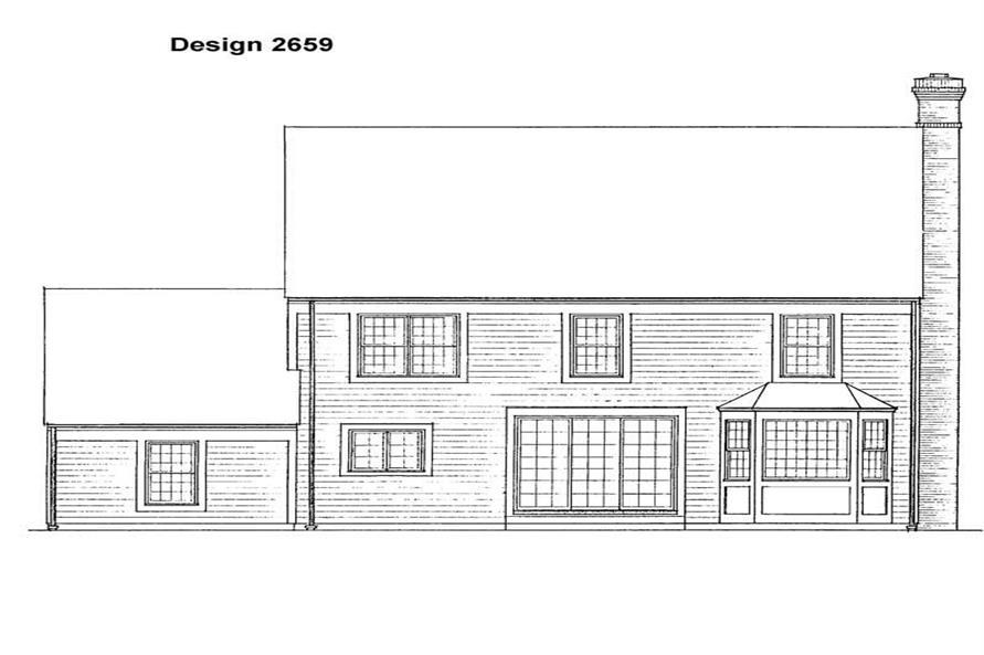 House Plan #137-1812