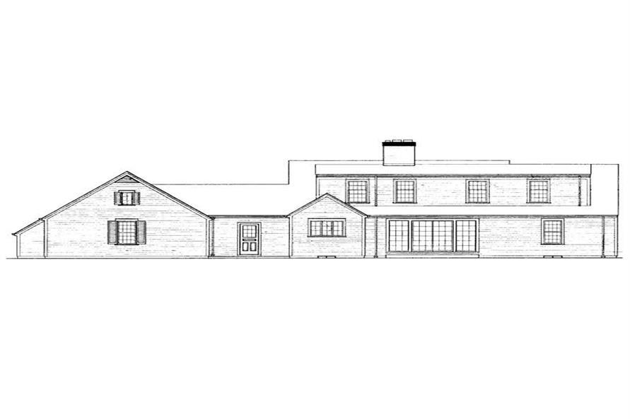 House Plan #137-1815