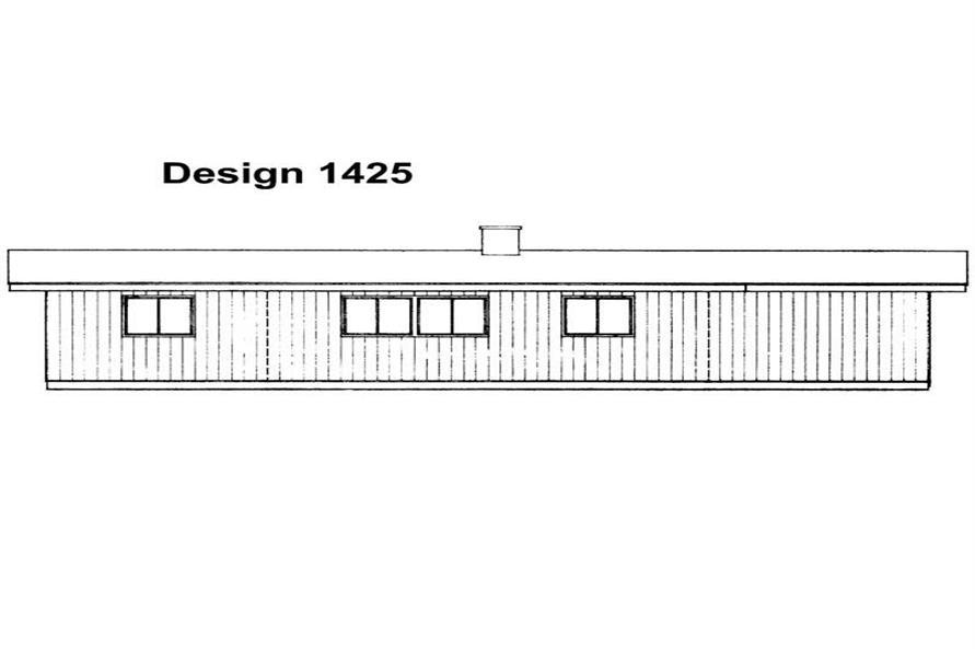 House Plan #137-1822