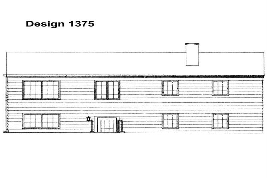 House Plan #137-1838