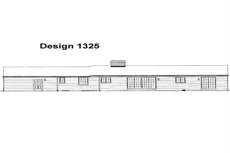 House Plan #137-1839