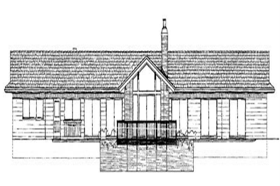 House Plan #137-1852