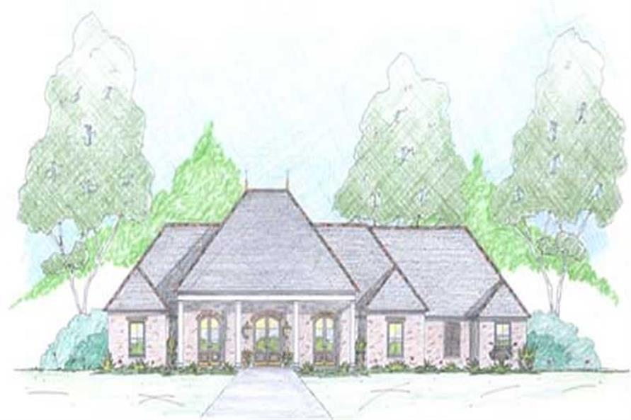 Main image for homeplans # 18354