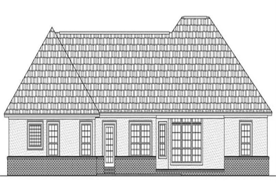 House Plan #141-1044