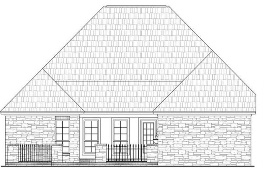 House Plan #141-1045