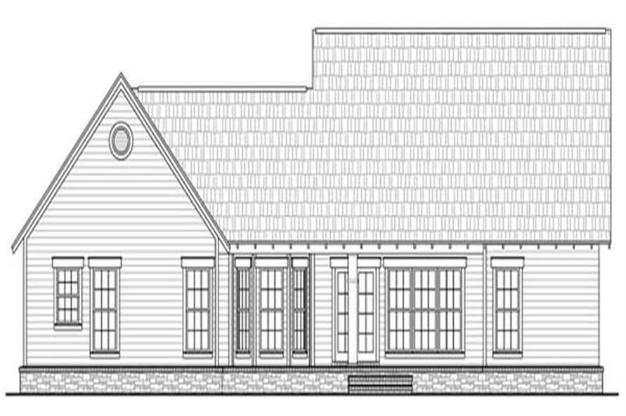 House Plan #141-1074