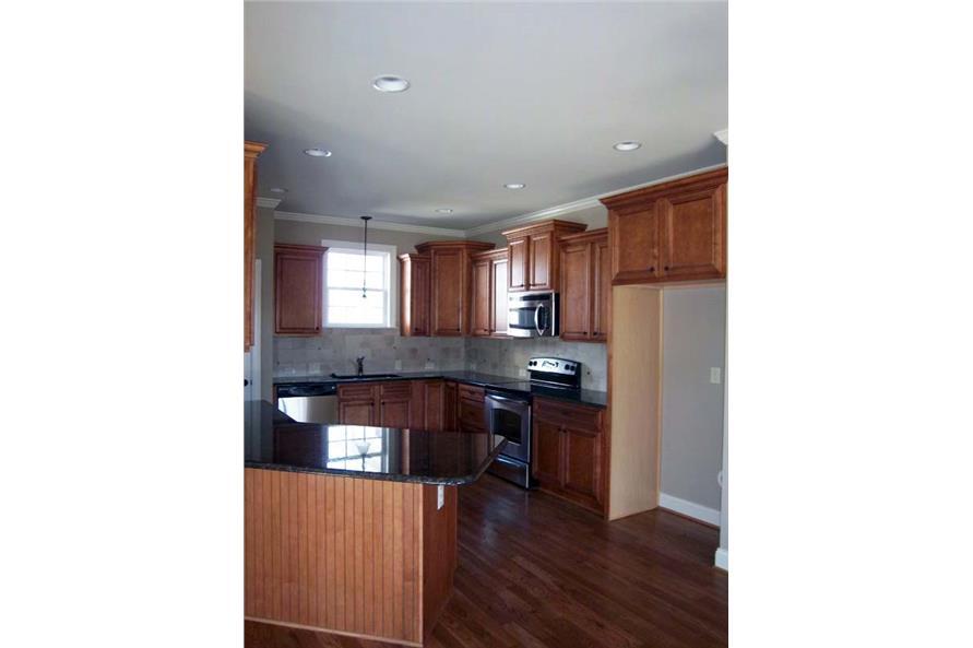 141-1144 house plan kitchen
