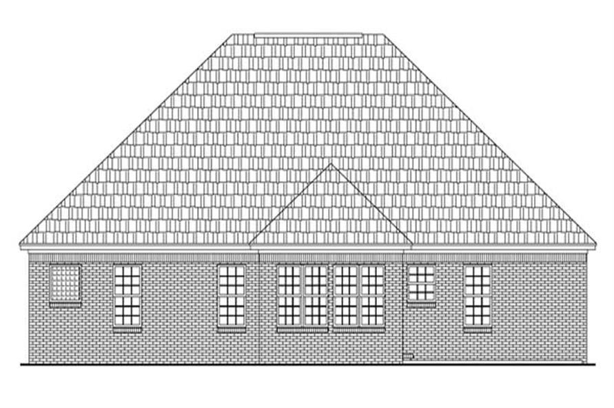 House Plan #141-1168