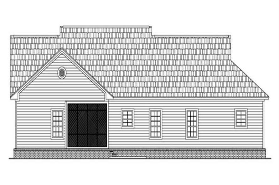 House Plan #141-1179