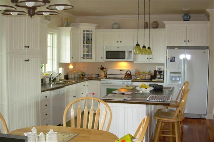 141-1181 house plan kitchen