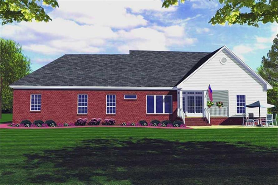 House Plan #141-1183