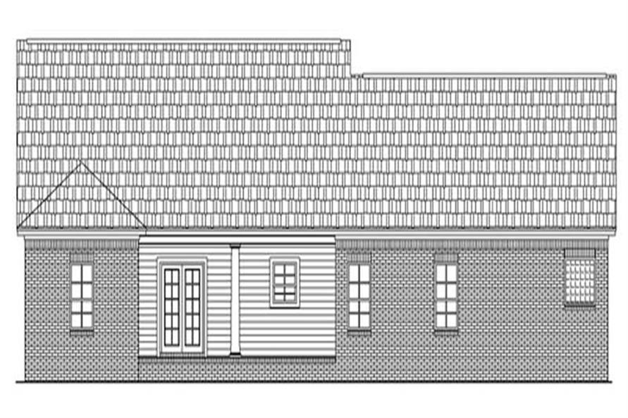 House Plan #141-1213