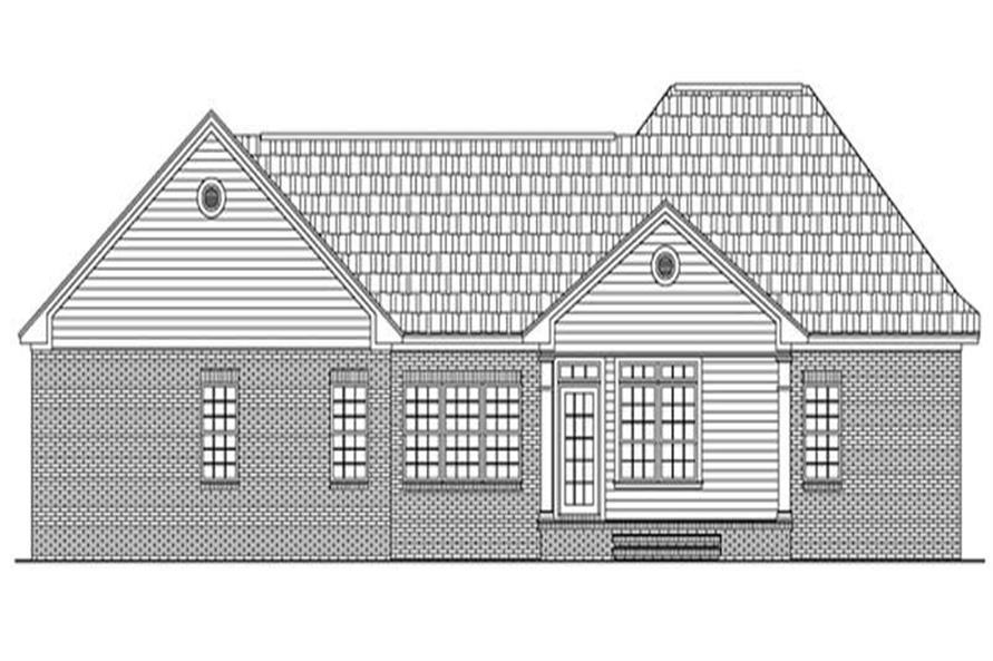 House Plan #141-1214