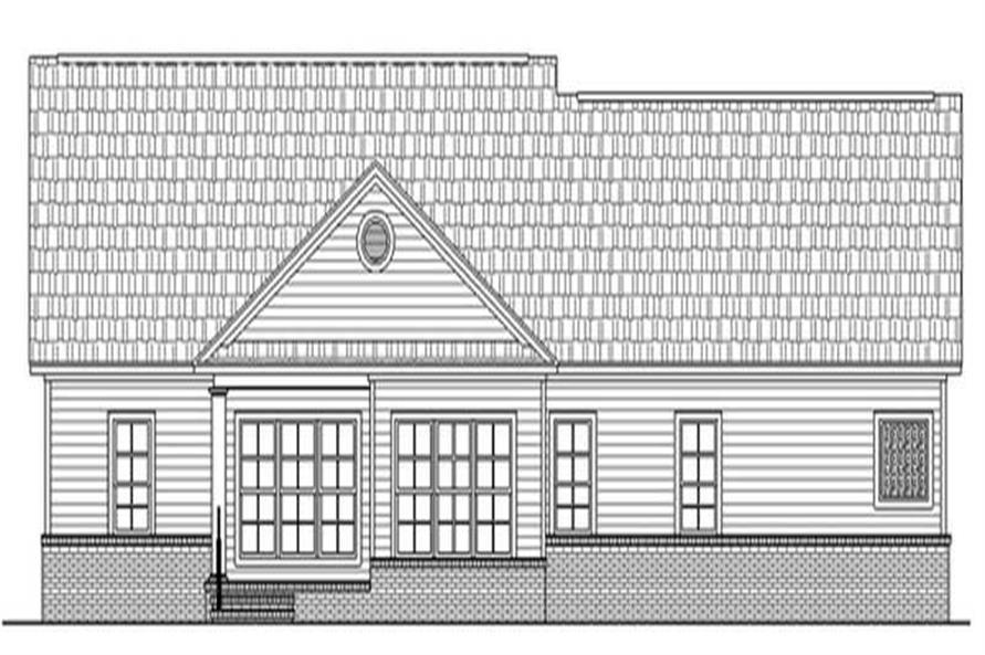 House Plan #141-1215