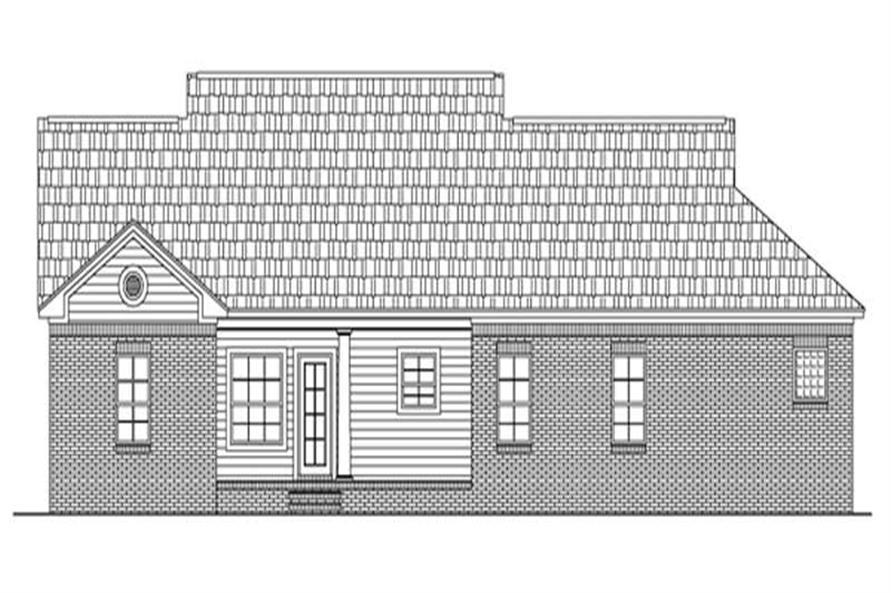 House Plan #141-1220